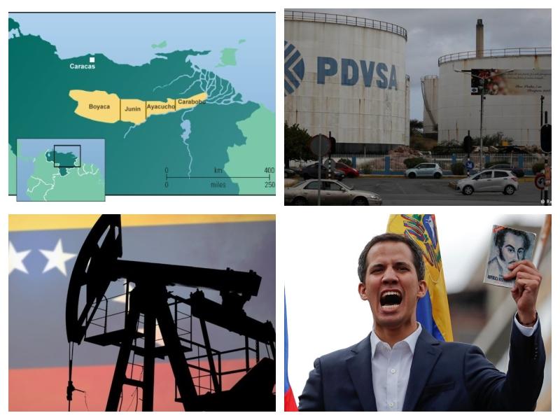 """Venezuela - nafta in """"predsednik"""" Guaido"""