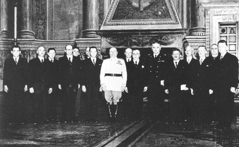Narodni svet pri Mussoliniju