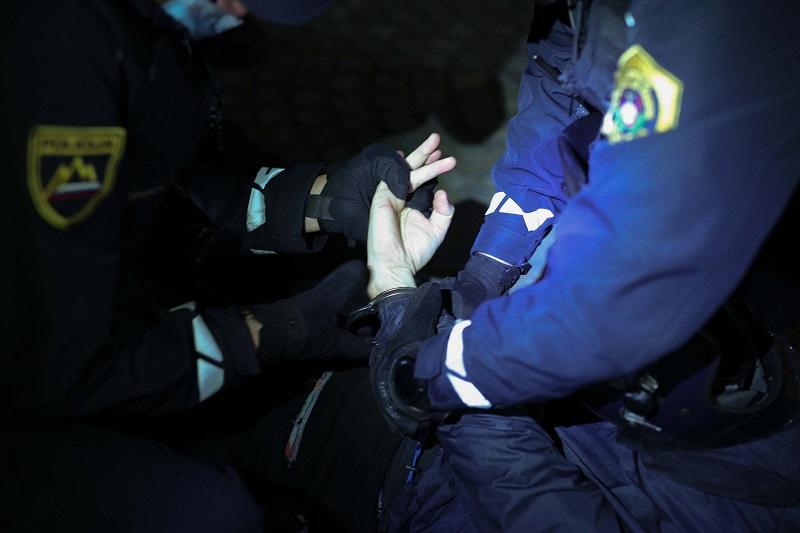 Nasilje nad protestniki