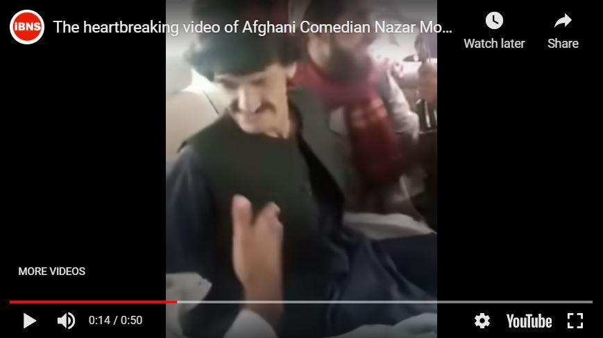 Nazar - klofuta zaradi šale