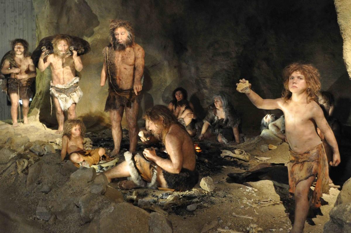 Neandertalec