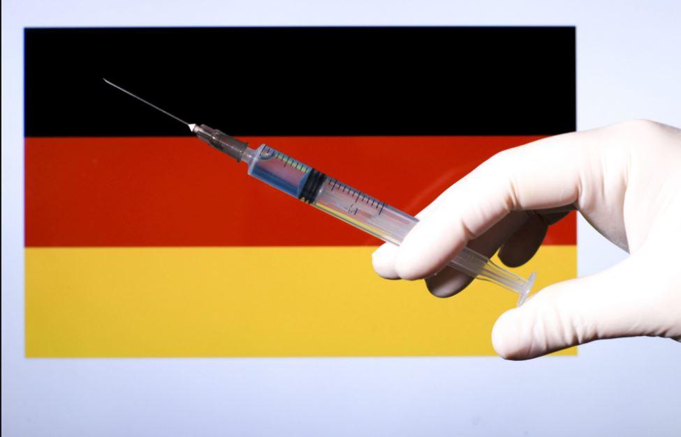 Nemčija je previda ob cepivih AstraZenece  Vir:  Twitter