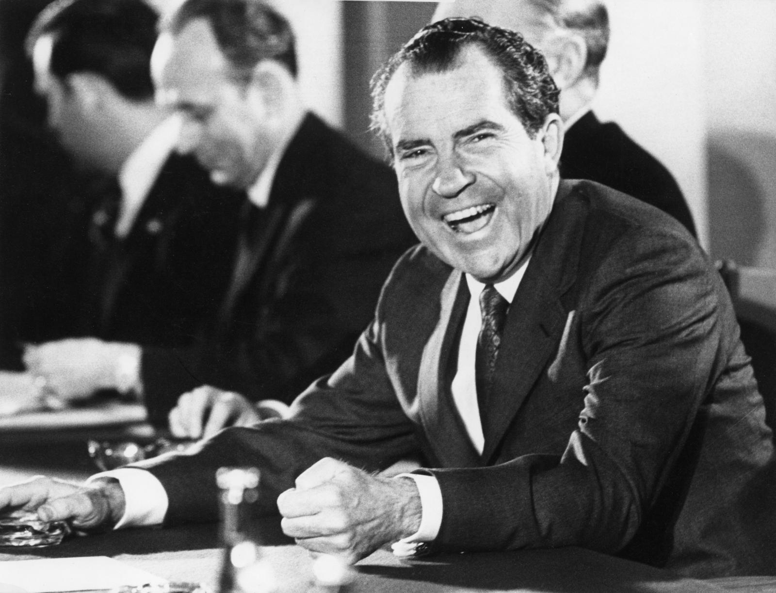 Richard Nixon Vir:Pixell