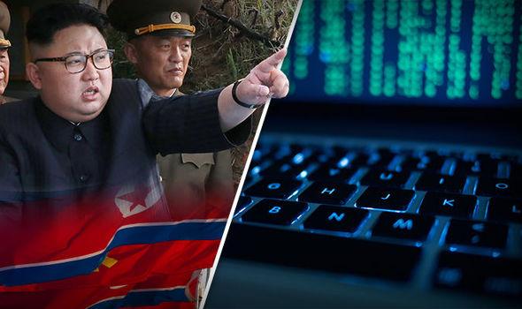 Severna Koreje - hekerji