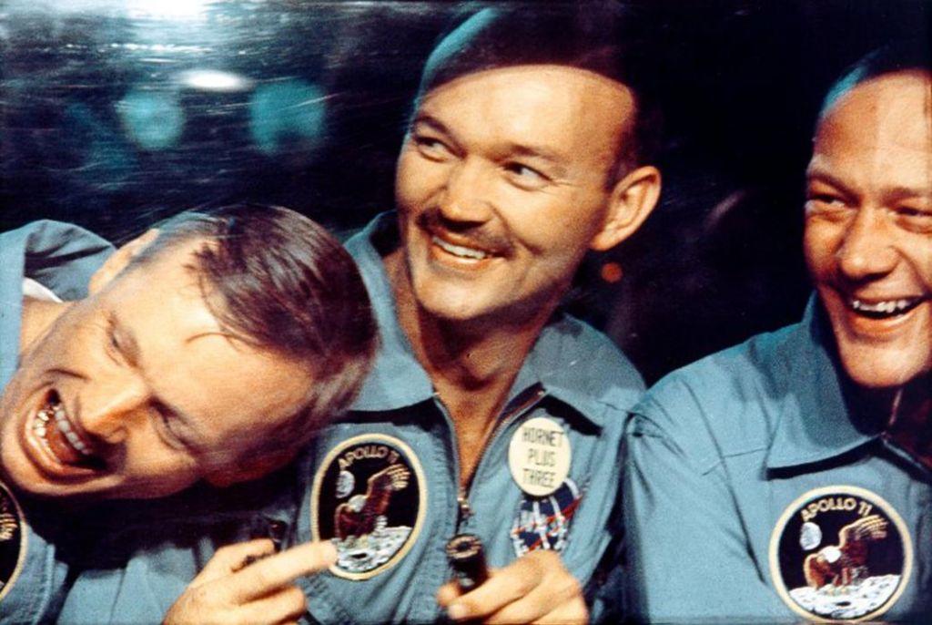 Apolo 11 - posadka