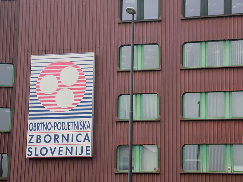 Obrtno podjetniška zbornica Slovenije