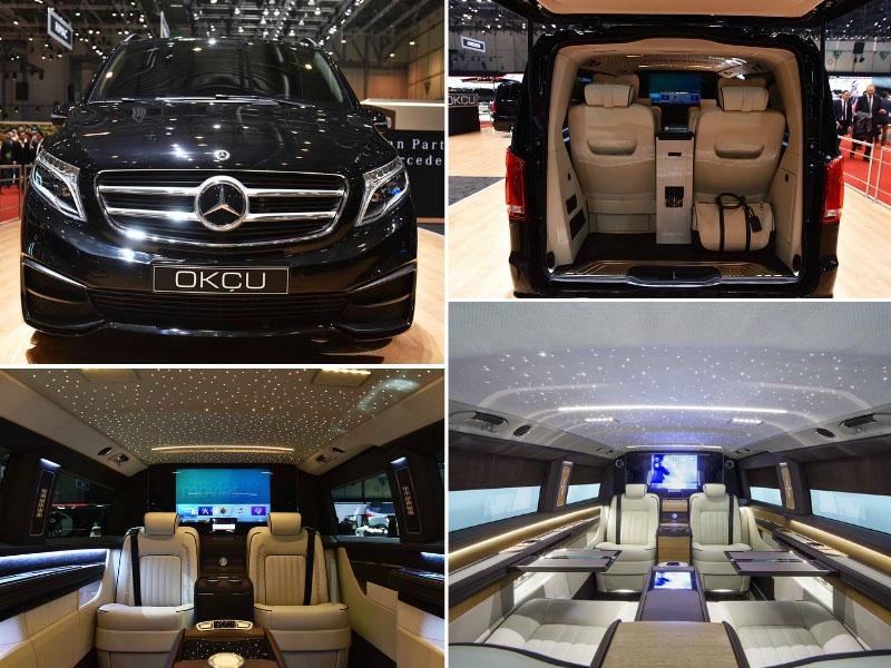 OKCU Mercedes Benz / Avtosalon Ženeva