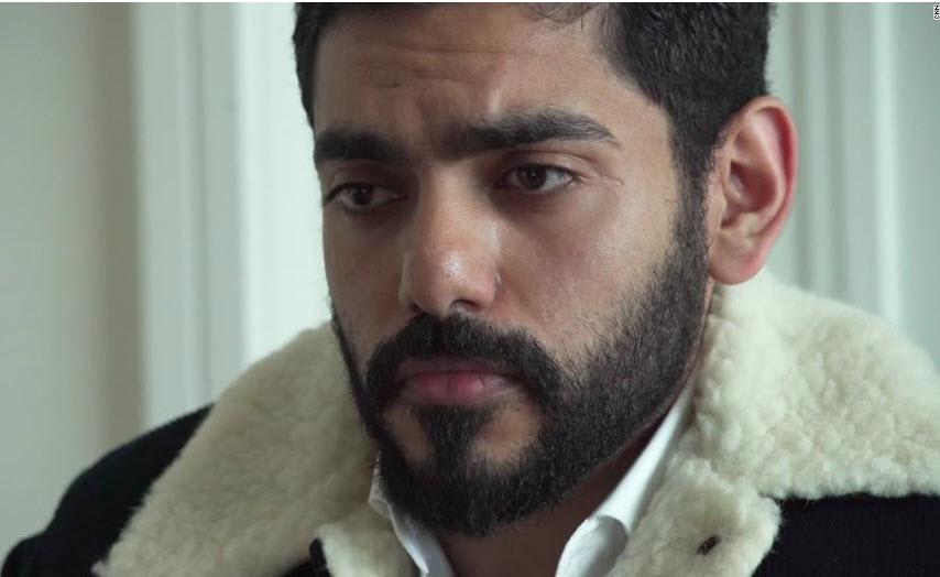 Omar Abdulaziz Vir: CNN screenshot