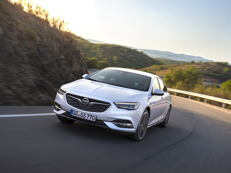 Opel Insignia sports tourer | VIR: OPEL