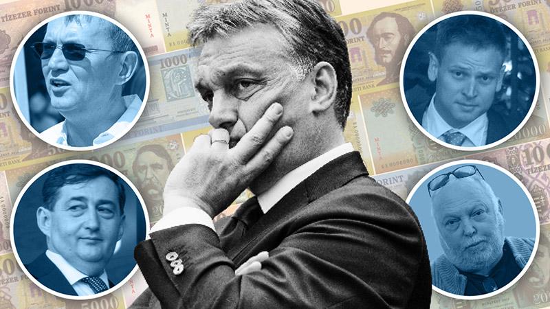 Orbanovi oligarhi