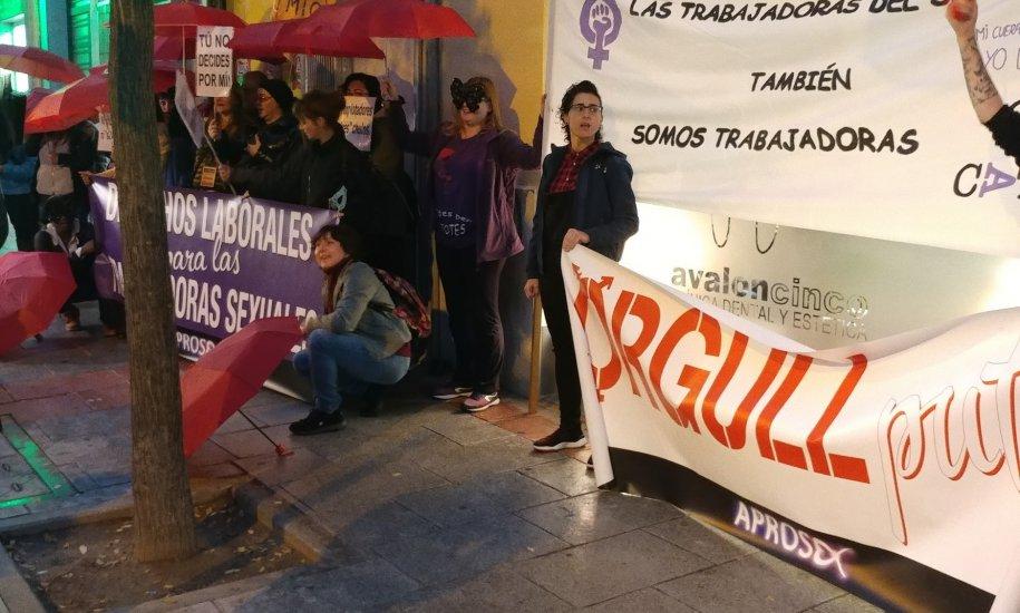 OTRAS - sindikat spolnih delavk Vir:NSWP.org
