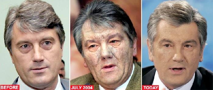 Viktor Juščenko - transformacija