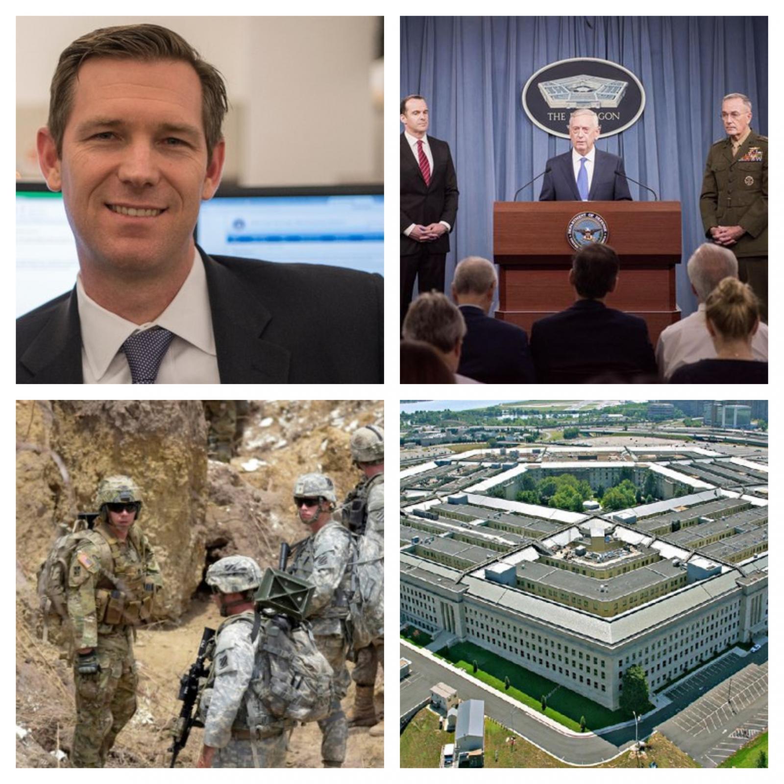Pentagon, umik iz Afrike Vir: Pixell