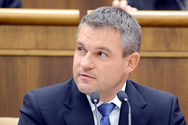 Slovaški premier Peter Pellegrini