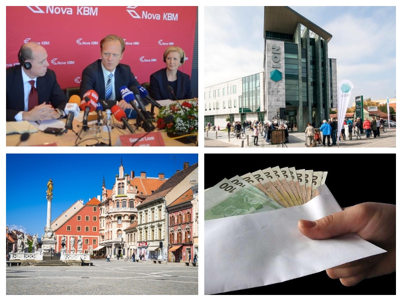 NKBM, Lon in Maribor