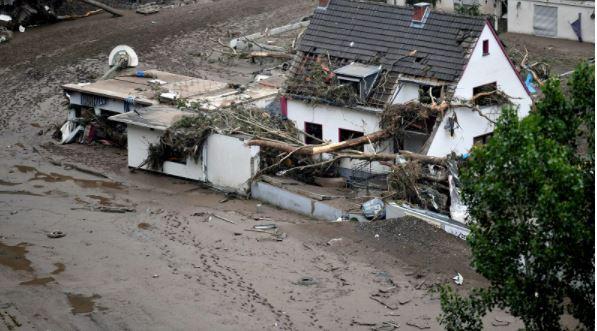 Poplave v Nemčiji