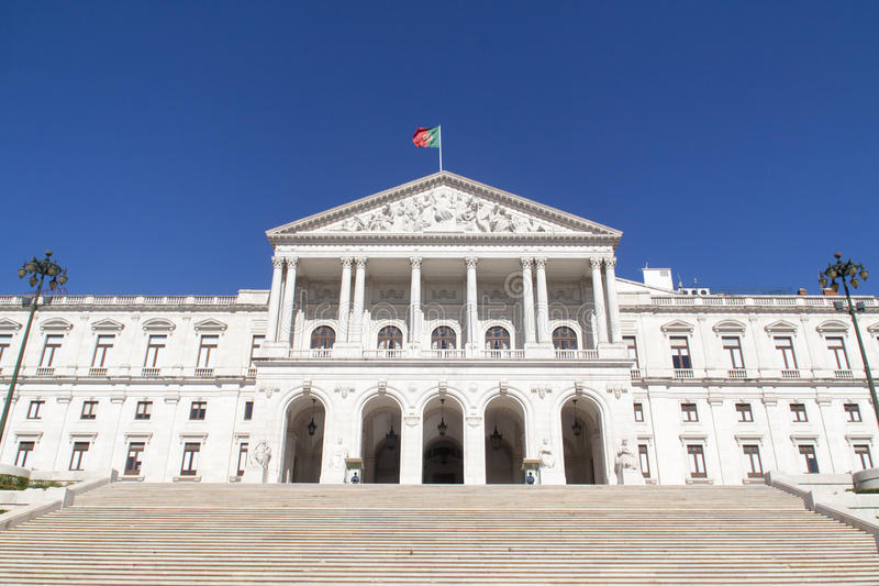 Portugalski parlament   Vir: Twitter