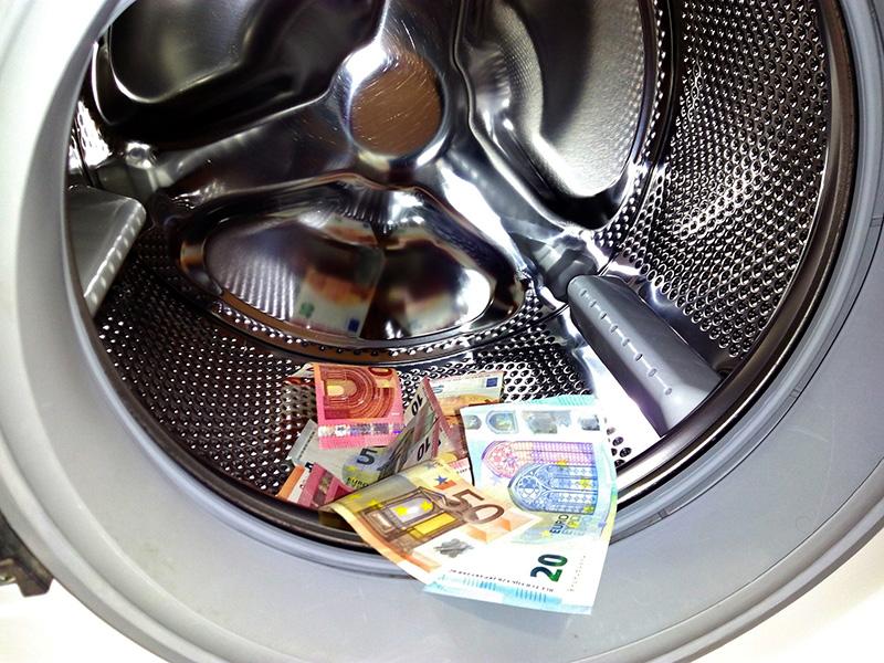 Pranje denarja