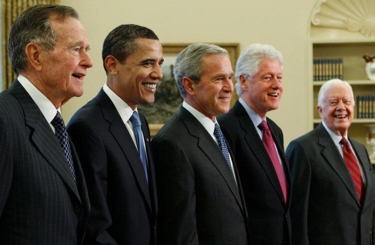 Predsedniki ZDA Vir:Business Insider