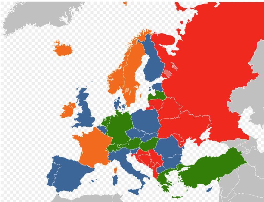 Prostitucija v Evropi Vir:Wikipedija