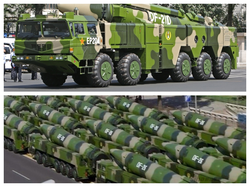 Protiladijske rakete - kitajske