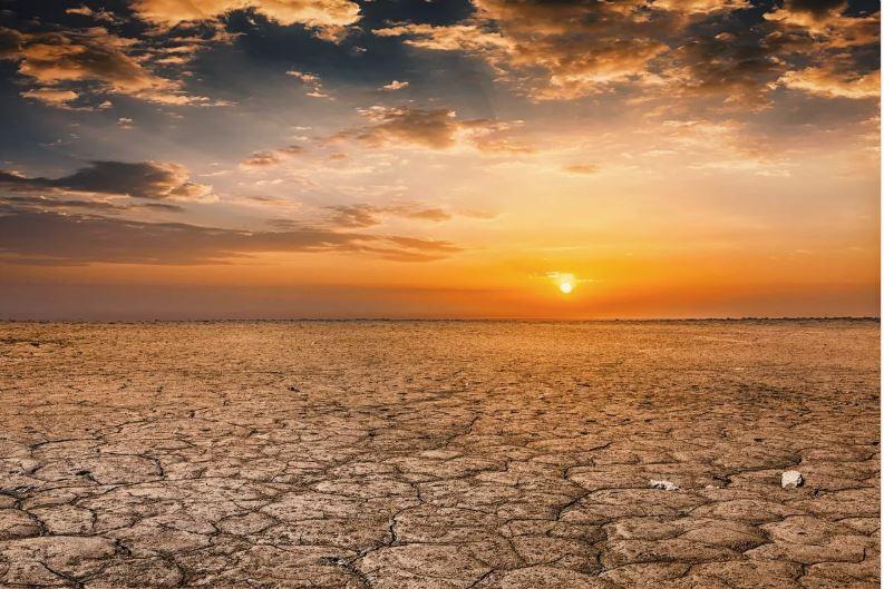 Puščava - segrevanje Vir:Vice