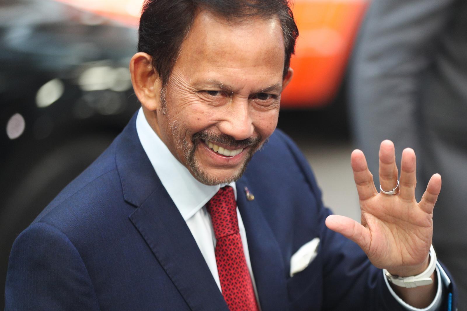 Sultan Bruneja Vir:Pixsell
