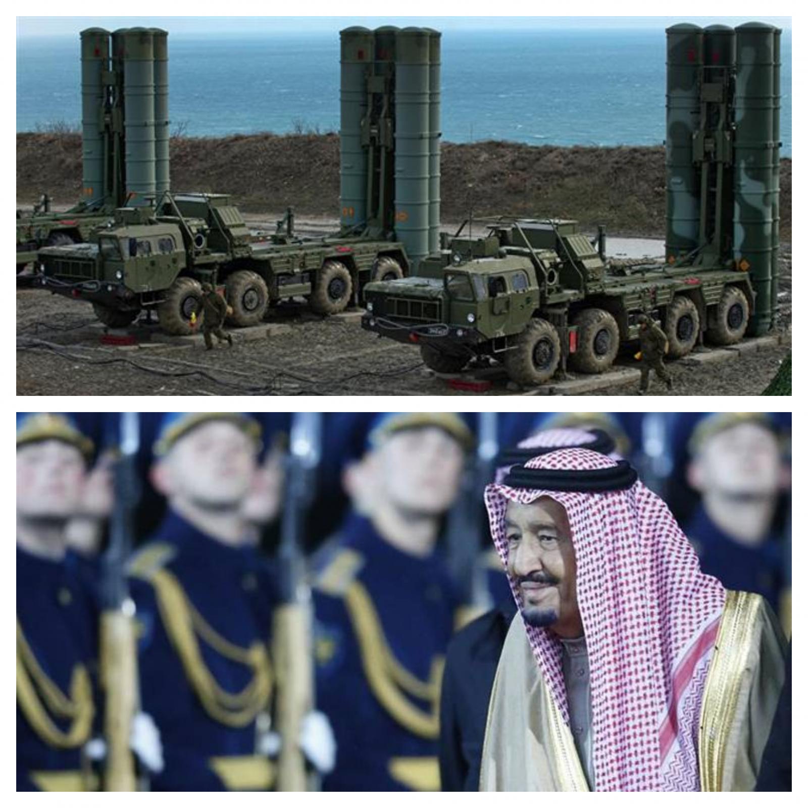 Savdski kralj in rakete S-400