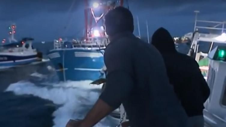 Ribiči - francoski Vir:Kurir