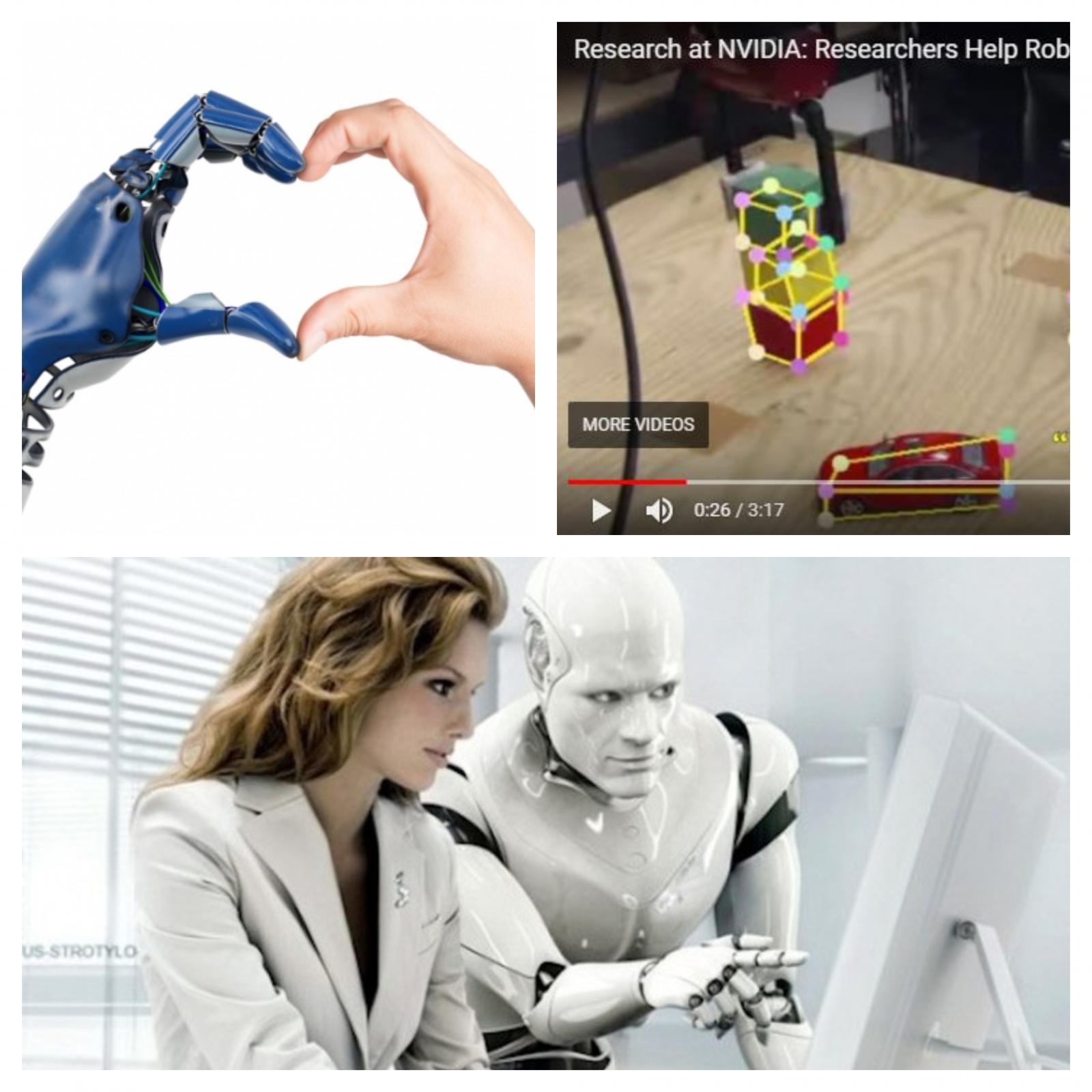 Roboti - učenje od ljudi