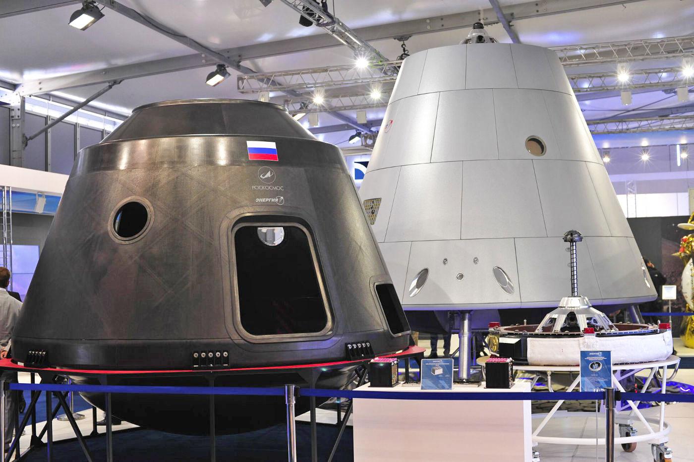 Priprave za Luno - Roskozmos
