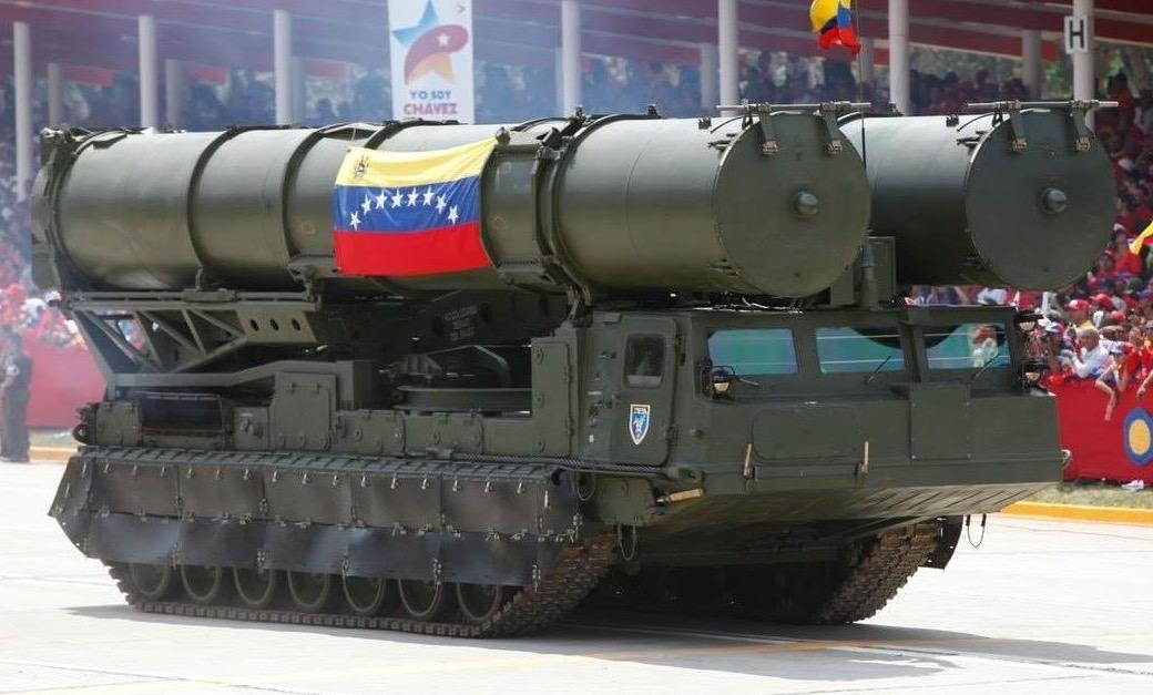 Venezuelski sistem S-300