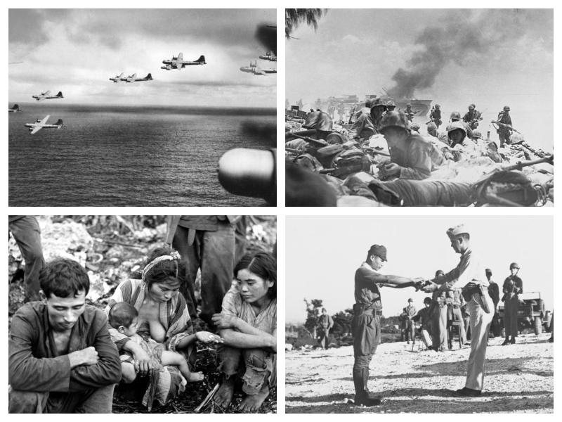 Saipan - druga svetovna vojna