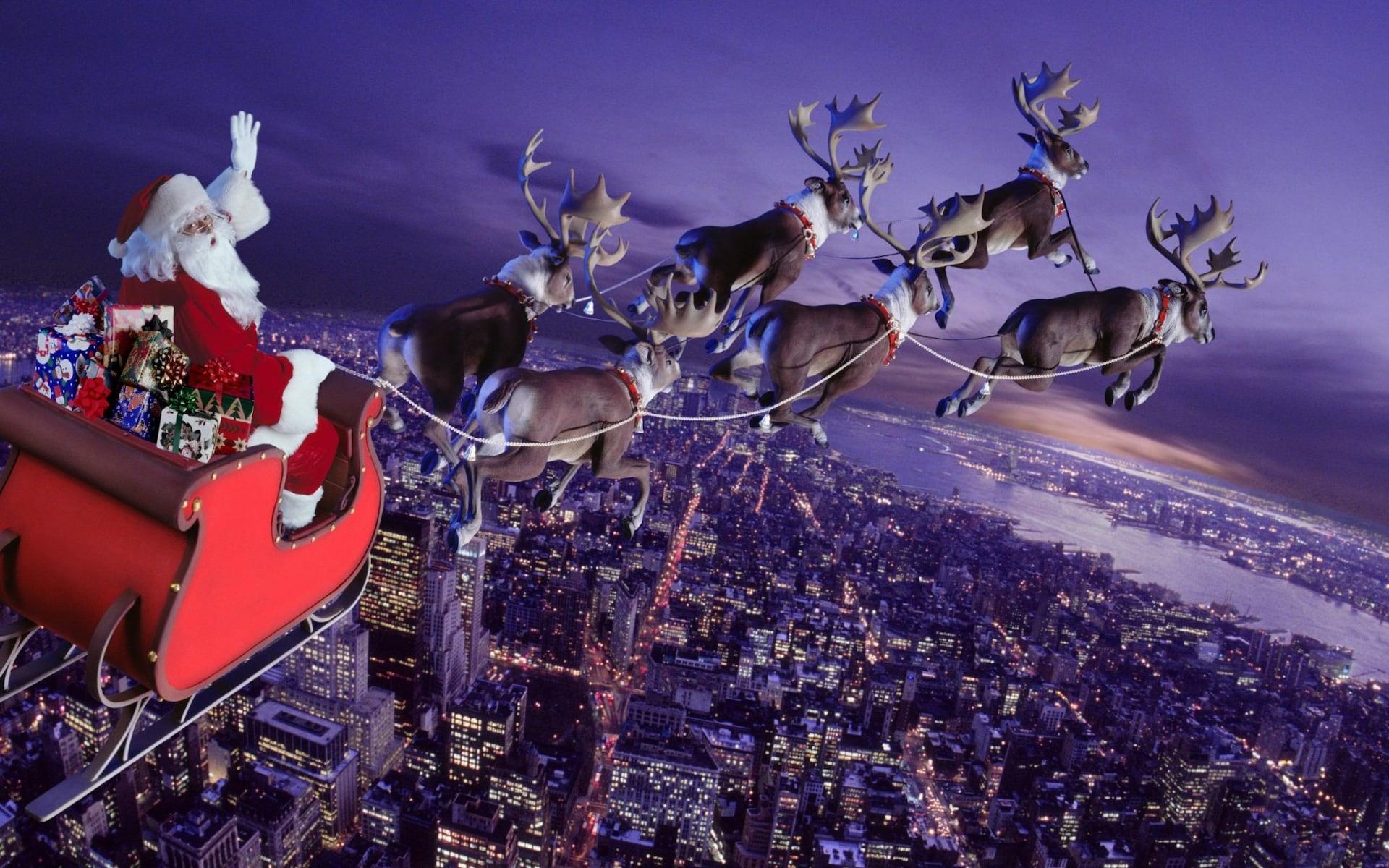 Santa Slaus