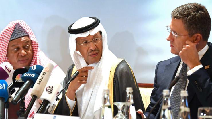 Sanusi Barkindo, generalni sekretar OPEC-a