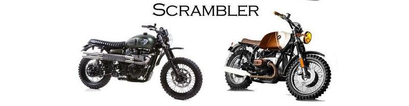 Scrambler - custom motocikli