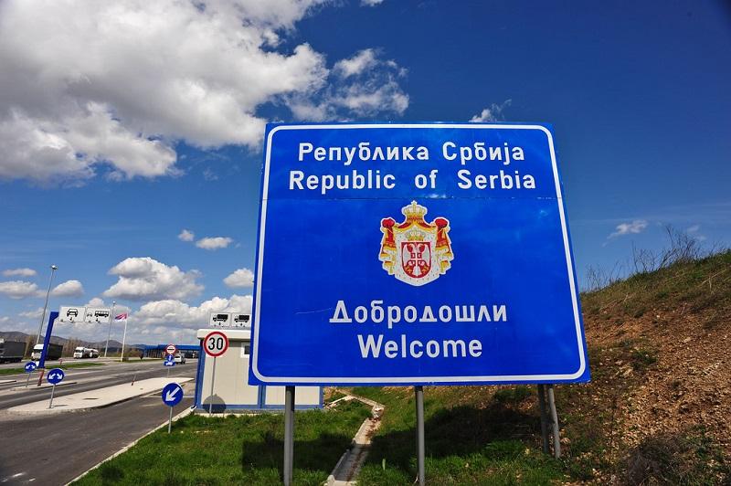 Vstop v Srbijo - dobrodošli!