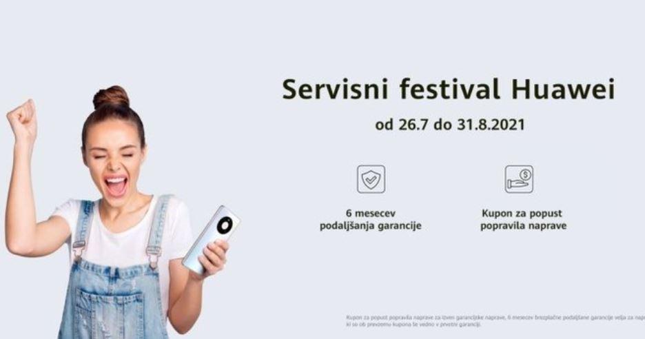 Servisni festival Huawei