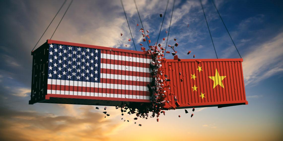 Kitajska-ZDA