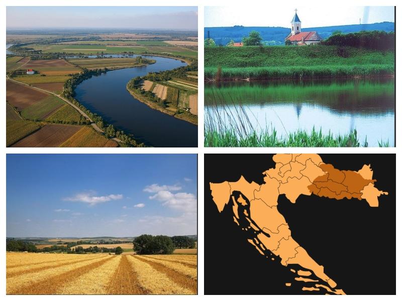 Slavonija - prizori