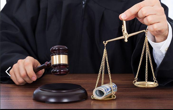 Korupcija v sodstvu Vir:EEAS