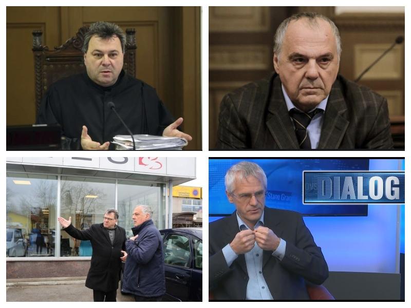 Radonjić, Novič, Štular in zahteva za izločitev izvedenca