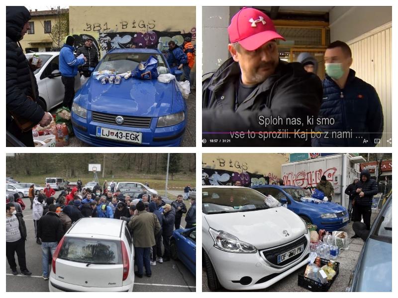 Ujeti Srbi v Sloveniji