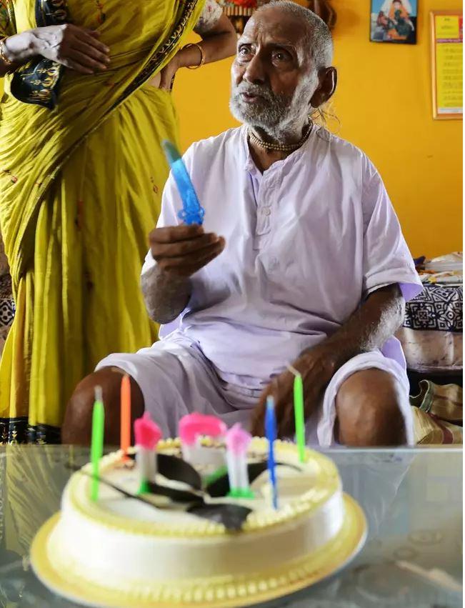 Sivananda, najstarejši človek