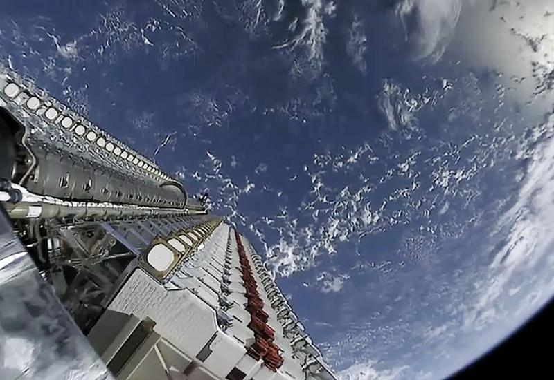Satelit Starlink