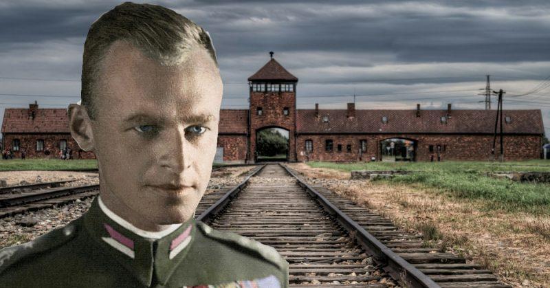 Izjemna zgodba o človeku, ki je prostovoljno vstopil v Auschwitz, da bi iz njega poročal in organiziral odpor