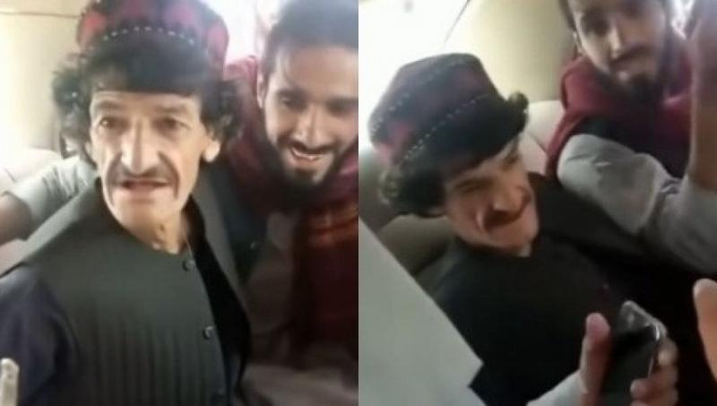 Talibani ubili komika, na poti do morišča se jim je, medtem ko so ga tepli, smejal in se norčeval iz njih (ŠOKANTEN VIDEO)