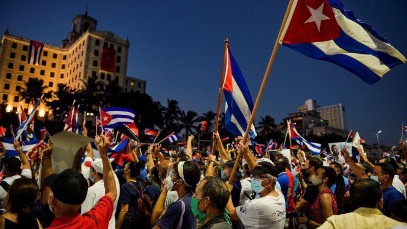Vmešavanje: Milijon Kubancev uporablja tehnologijo ameriške vlade za onemogočanje cenzure interneta