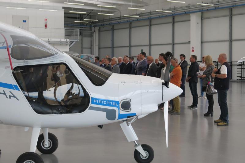 Pipistrel s študenti do novih rešitev električnega pogona letal