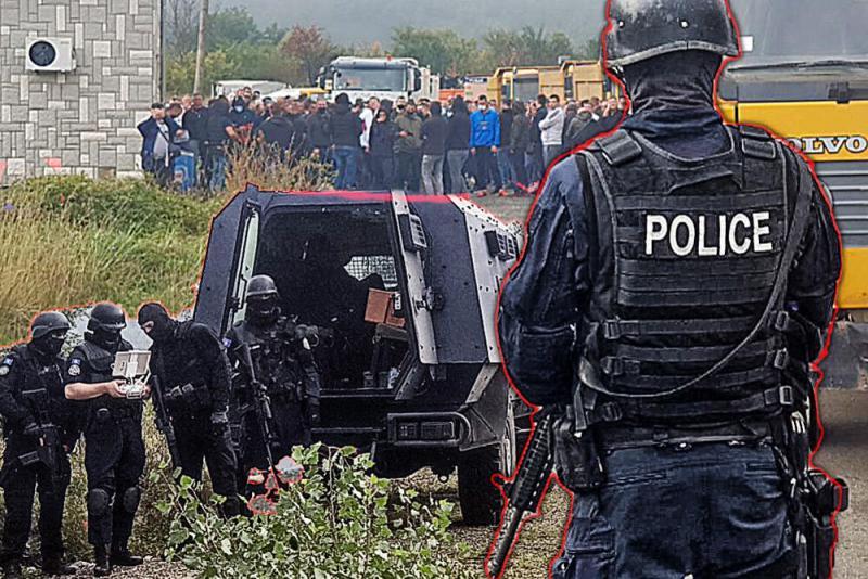 Kriza: Vlada v Prištini želi z zvijačo doseči priznanje Kosova s strani Srbije